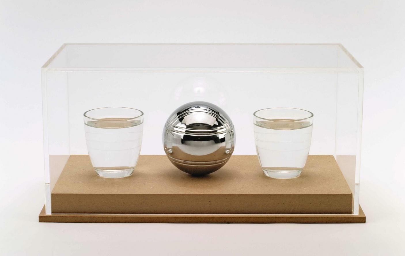 Rébus Romain Denis : eau-boule-eau