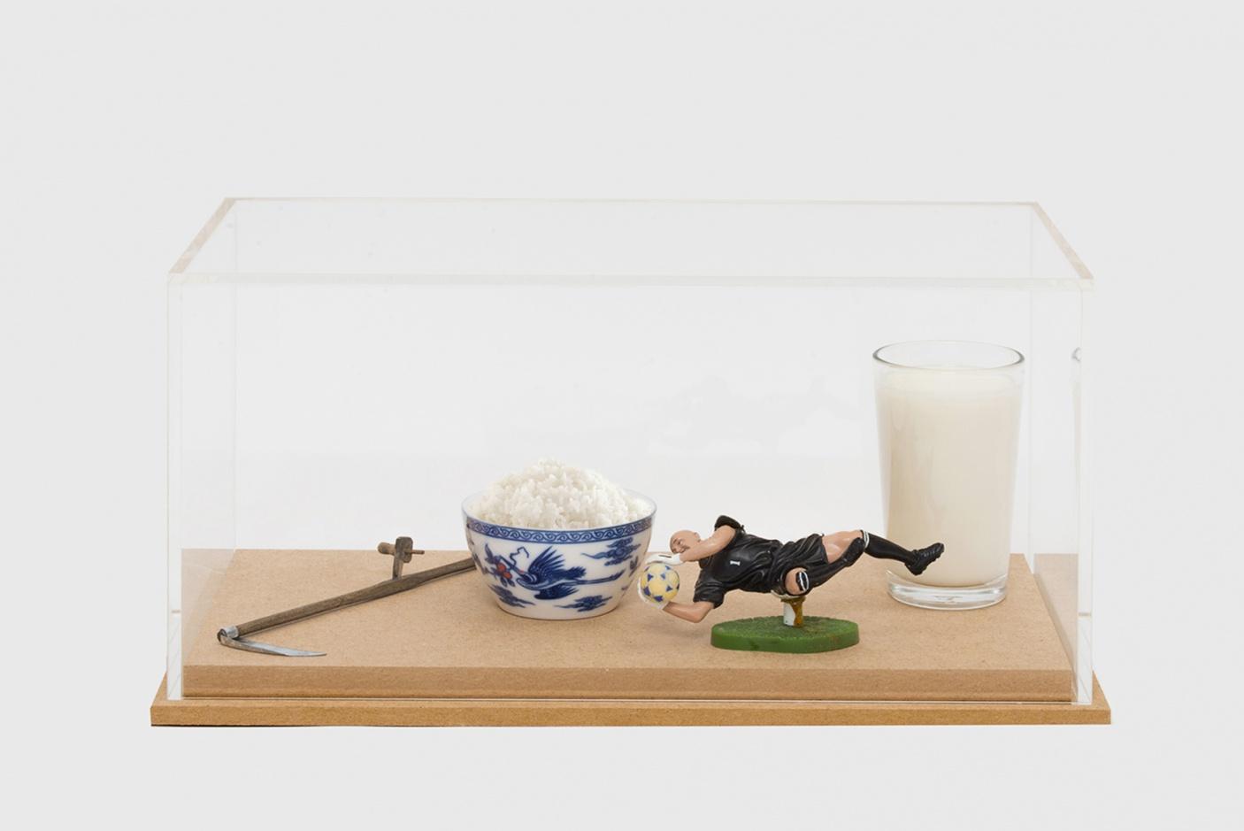 Rébus Romain Denis : faux-riz-goal-lait