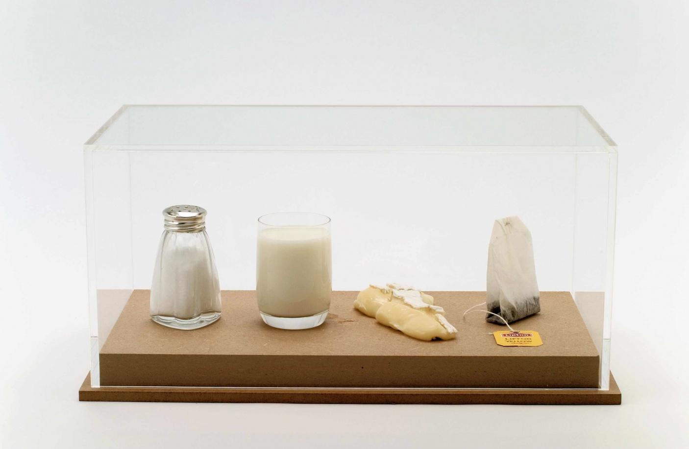Rébus Romain Denis : sel-lait-brie-thé